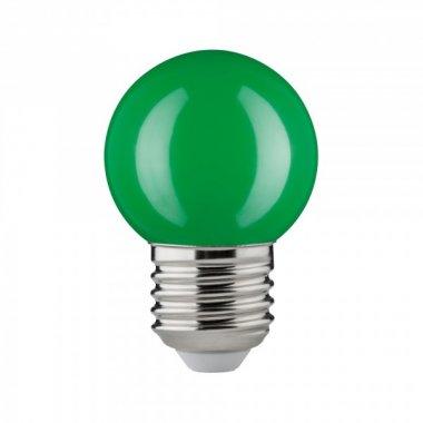 Kapková žárovka 2W E27 P 28531