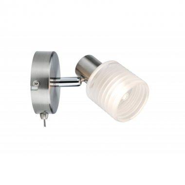 Spotové svítidlo LED Helix 1-ramenné kartáč.nikl vč. 1x2,2W G9 - PAULMANN