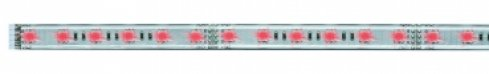 MaxLED RGB pásek 1m izolovaný, funkce výměny barev - PAULMANN