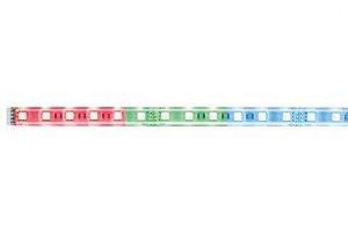 MaxLED RGB pásek 50cm izolovaný, funkce výměny barev - PAULMANN