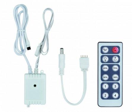 MaxLED kontroler (stmívání / vypínání) 144W vč. infračerveného dálk.ovládání - PAULMANN