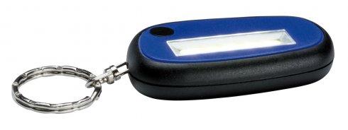 Svítidlo - baterka Mini Key Flashlight modrá - přívěsek na klíče - PAULMANN