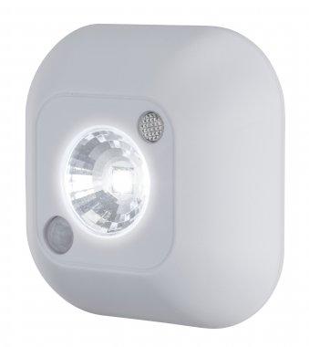 Svítidlo - baterka Motion Sensor Light bílá s pohybovým čidlem - PAULMANN