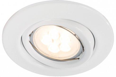 Zápustné svítidlo Quality Line 6,5W LED 3ks bílá výklopné - PAULMANN