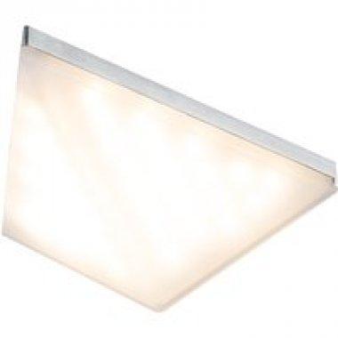 LED nábytkové přisazené svítidlo Kite trojúhelník 1 ks vč. LED modulu 1x6,2W - PAULMANN