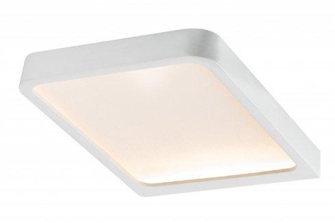 LED nábytkové přisazené svítidlo Vane hranaté 1ks vč. LED modulu 1x6,7W - PAULMANN