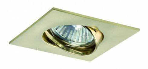 Vestavné bodové svítidlo 230V P 92085