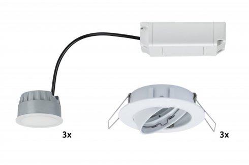 Vestavné bodové svítidlo 230V LED  P 92093
