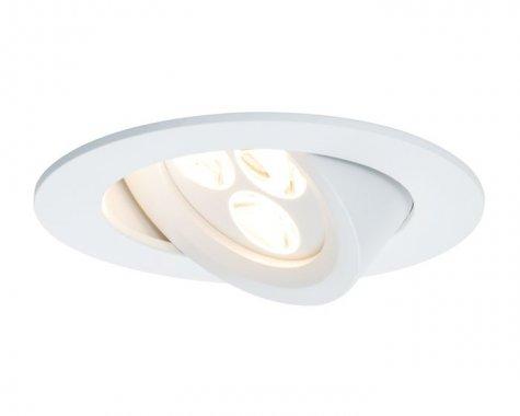 Zápustné svítidlo Premium Line LED Snowy matná bílá - PAULMANN