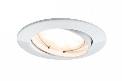 Zápustné svítidlo Premium Line Coin 6,8W LED 3ks matná bílá - PAULMANN