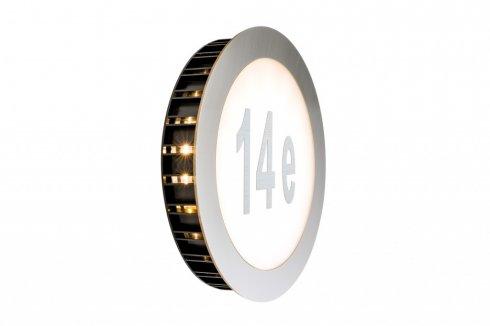 Venkovní svítidlo nástěnné LED  P 93791 s čidlem