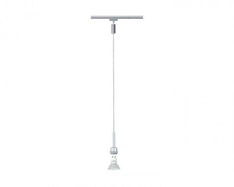 Závěsné svítidlo URail LED 1x3,5W DecoSystems 230V matný chrom - PAULMANN
