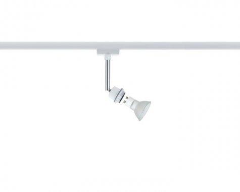 Spot URail LED 1x3,5W DecoSystems 230V bílá - PAULMANN