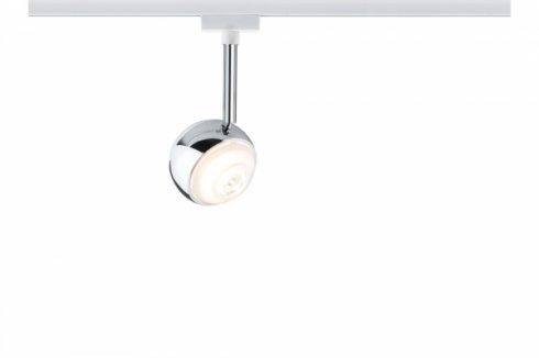 URail LED spotové svítidlo Capsule II 6W bílá stmívatelné - PAULMANN
