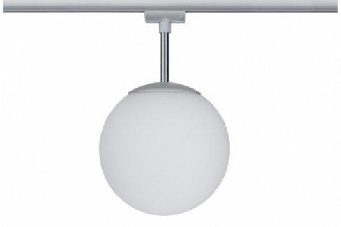 URail spotovné svítidlo Globe chrom matný bez zdroje, max. 10W E14 - PAULMANN