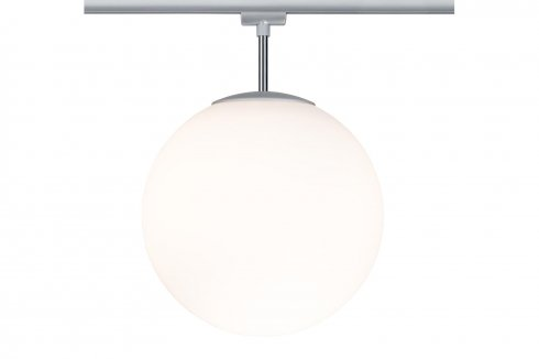 URail spotovné svítidlo Globe Big chrom matný bez zdroje, max. 20W E27 - PAULMANN