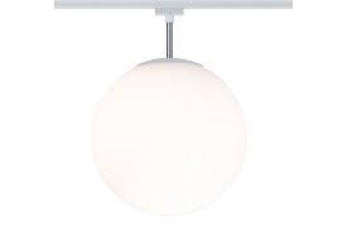 URail spotovné svítidlo Globe Big bílá bez zdroje, max. 20W E27 - PAULMANN