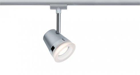 URail spotovné svítidlo Cone chrom matný / chrom bez zdroje, max. 10W GU10 - PAULMANN