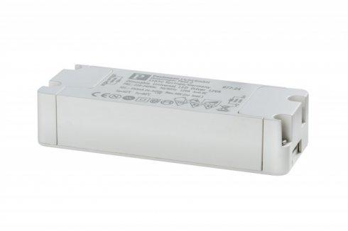 LED napaječ DC 350mA 12W stmívatelný bílý - PAULMANN