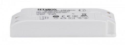 LED napaječ DC 350mA max. 15W bílá - PAULMANN