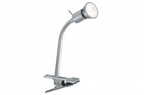 Stolní lampička na klip LED  P 99868