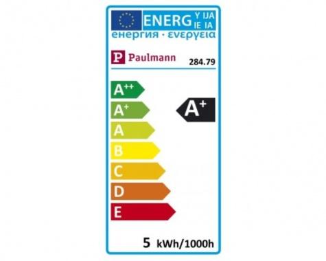 LED Retro žárovka 4,5W E27 zlatá teplá bílá stmívatelné - PAULMANN-3
