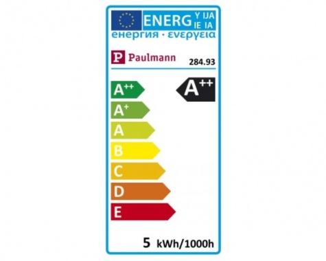 LED Retro žárovka 4,5W E14 zlatá teplá bílá stmívatelné - PAULMANN-3