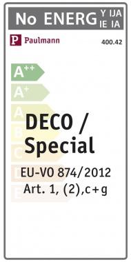 Klasická žárovka 40W E27 žlutá-2