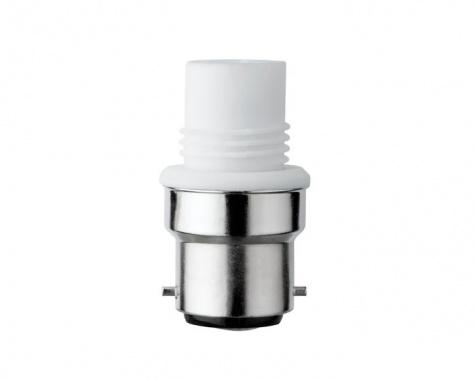 Halogenová patice mini pro G9 B22d 230V bílá-1