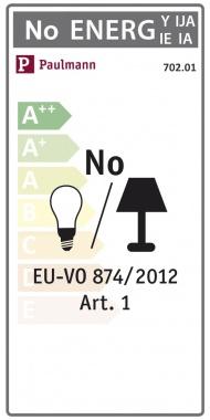 Napájecí zdroj pro LED pásky P 70201-3