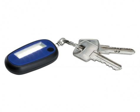 Svítidlo - baterka Mini Key Flashlight modrá - přívěsek na klíče - PAULMANN-3