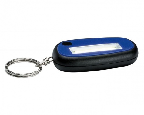 Svítidlo - baterka Mini Key Flashlight modrá - přívěsek na klíče - PAULMANN-4