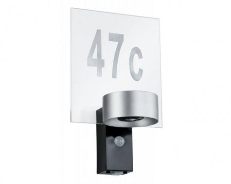Domovní čísla k nástěnnému svítidlu Cone Transparent - PAULMANN-4