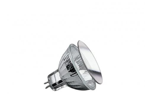 Halogenová žárovka Security 50W GU5,3 12V stříbrná-1