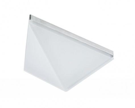 LED nábytkové přisazené svítidlo Kite trojúhelník 1 ks vč. LED modulu 1x6,2W - PAULMANN-3