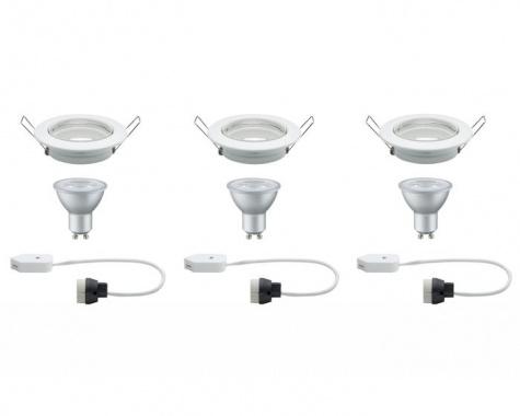 Vestavné bodové svítidlo 230V LED  P 92105-3