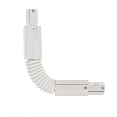 EUTRAC bílá 230V - ohebný spoj