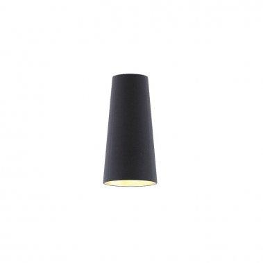 CONNY 15/30 stolní stínidlo Polycotton černá / měděná fólie max. 23W R11370