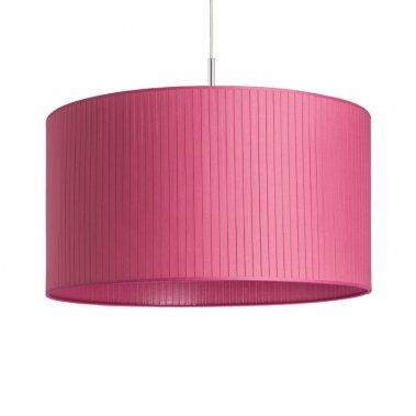 RON 55/30 stínidlo Plissé růžová max. 23W - RED - DESIGN RENDL