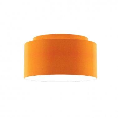 Stínidlo DOUBLE 55/30 Chintz oranžová max. 23W R11516