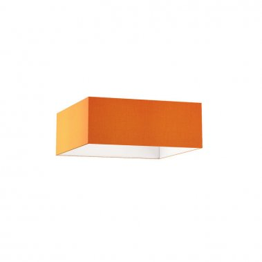 Stínidlo TEMPO 50/19 Chintz oranžová max. 23W R11523