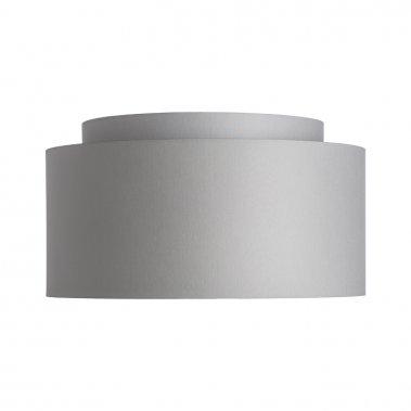 Stínidlo DOUBLE 55/30 Chintz olivová / stříbrná fólie max. 23W R11536