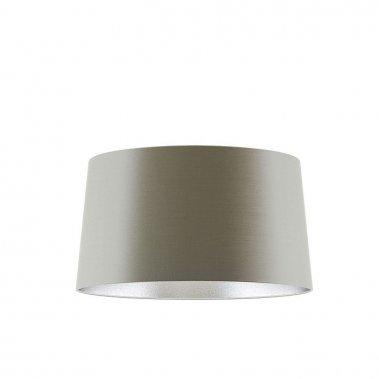 Stínidlo ASPRO 55/30 Monaco holubí šeď / stříbrné PVC max. 23W R11588