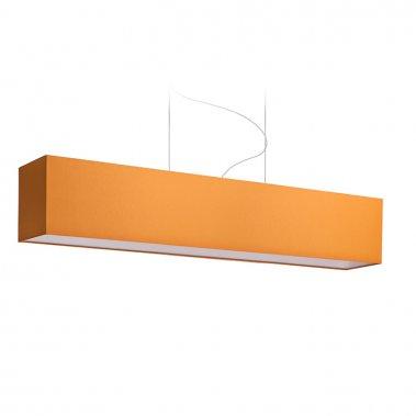 Stínidlo LOPE 120/22 Chintz oranžová max. 23W R11616