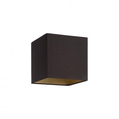 Stínidlo TEMPO 15/15 Polycotton černá / zlatá fólie max. 28W R11812