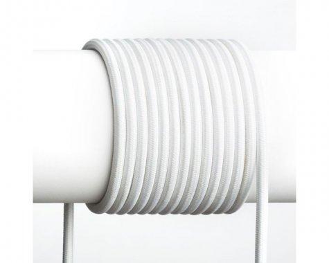 FIT textilní kabel 3X0,75 1bm bílá