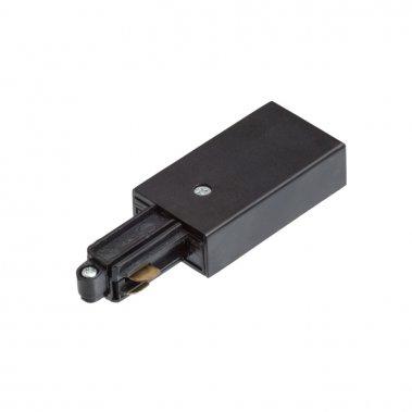 1F napájení pravá černá 230V - RED - DESIGN RENDL