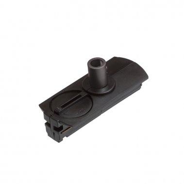 1F adaptér černá 230V - RED - DESIGN RENDL