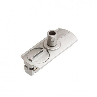 1F adaptér stříbrnošedá 230V - RED - DESIGN RENDL