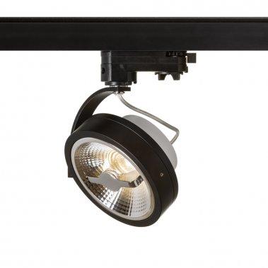 KELLY LED pro tříokr. lištu černá 230V LED 12W 24° 3000K - RED - DESIGN RENDL